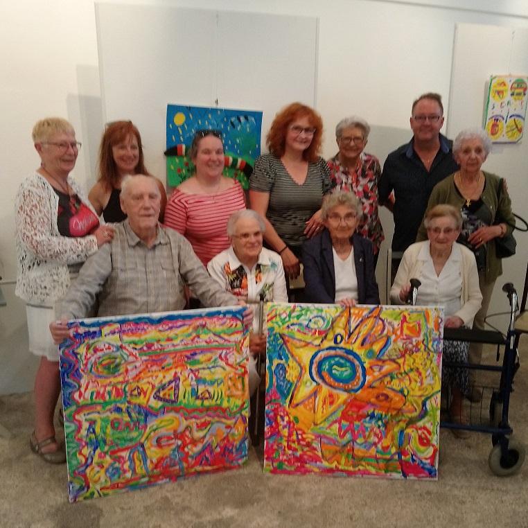 Concours de peinture sur la commune de Ligné